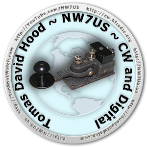 NW7US CW Logo / Badge