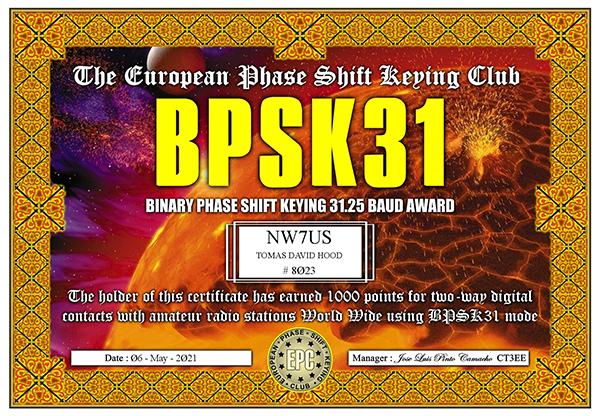 NW7US-BQPA-BPSK31_EPC