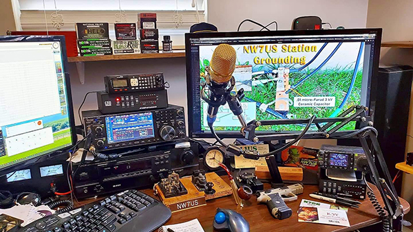 The NW7US Operations Desk