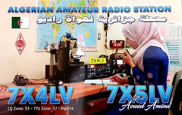 202104_Received_Algerian_7X4LV_QSL_Card