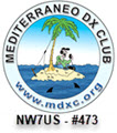 NW7US, Tomas - Mediterraneo DX Club member number 473
